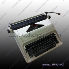 Antique metal typewriter model(HPJJ-1907)