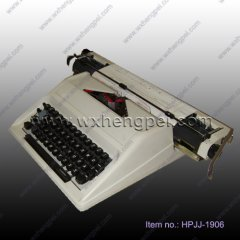 Antique metal typewriter model(HPJJ-1906)