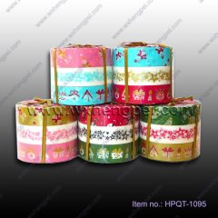 new design of Christmas Adhesive Tape(HPQT-1095 )
