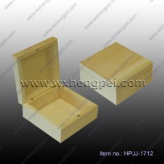NEW bamboo packaging perfume box with laser engraving(HPJJ-17