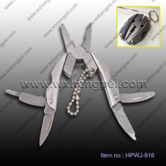 Mini Multifunction Folded Pliers, Camping Tool, Garden Tool(H