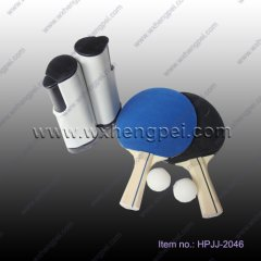 Table Tennis Racket With ITTF Rubber Sheet(HPJJ-2046 )