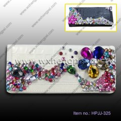 2013 new design crystal wallet(HPJJ-325)