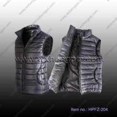ar infrared vest/ heated vest/ Battery-operated Heating Vest(
