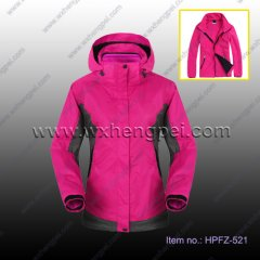 Women Outdoor Coat(HPFZ-521)
