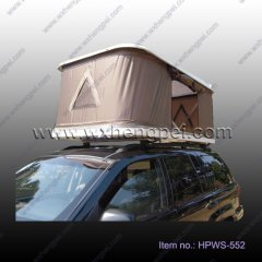 car top roof tent/ SUV camping tent/ multifounction folding t