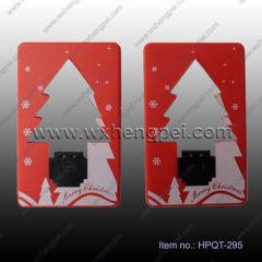Ultra-thin shape LED card light(HPQT-295)