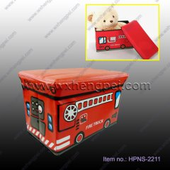 Supply fashion pretty bus storage box stock small order(HPNS-