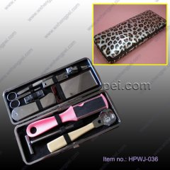 New Style High Quality Stainless Steel Manicure Set Beauty To