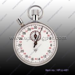 Stopwatch, Mechanical, with pause Mechanical Stopwatch(HPJJ-4