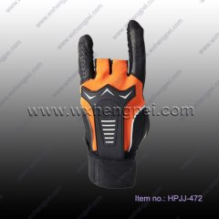 Professinal Bowling Glove(HPJJ-472)