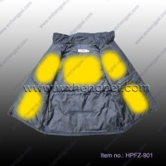 rechargeable heating vest/ heating leisure vest for women(HPF