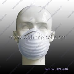 Face Mask with good quality, User-friendly design can add Dus