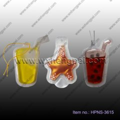 semisolid gel car air freshener(HPNS-3615)