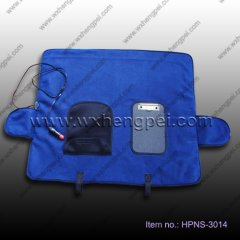 12V car heated knee blanket(HPNS-3014)
