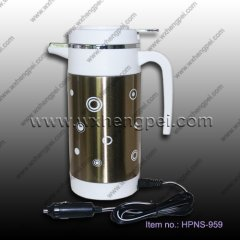12V car electric kettle(HPNS-959)