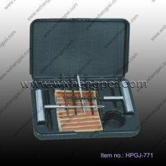 Flat Tire Tyre Repair Kit, Heavy Duty Puncture Kit(HPGJ-771)
