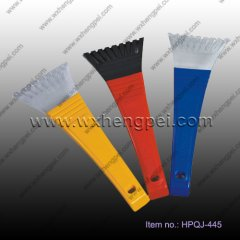 short handle ice scraper/ice breaker/plastic ice scraper(HPQJ