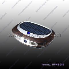 12V Solar Air Purifier(HPNS-989)