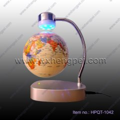 Gift Magnetic Floating Globe with Light(HPQT-1042)