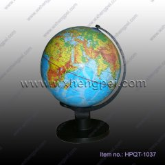 Topographic Globe for Teaching(HPQT-1037)